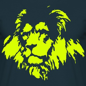 Lion face vector T-Shirts - Men's T-Shirt