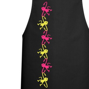 Climbing Monkey  Aprons - Cooking Apron