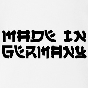Made in Germany Shirts - Organic Short-sleeved Baby Bodysuit