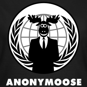 Anonymoose - Anonymous 1 - Vrouwen T-shirt