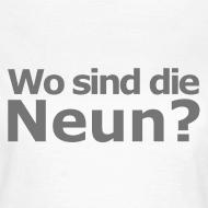 Motiv ~ Neun-Shirt