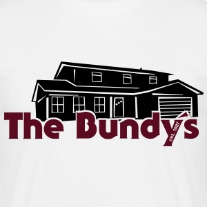 The Bundy's Haus Shirt - Männer T-Shirt