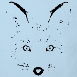 animal t-shirt fox jackal coyote eyes shape cat Shirts - Kids' Organic T-shirt