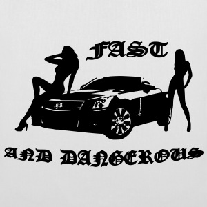 fast and dangerous Bags  - Tote Bag