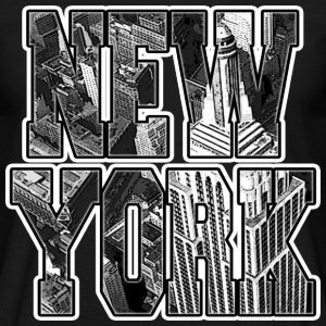 new york T-Shirts - Men's T-Shirt