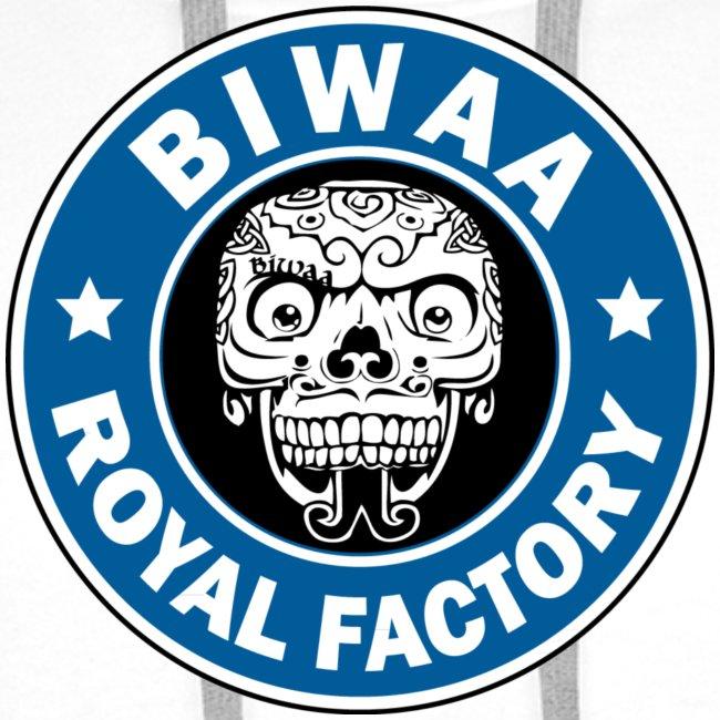 BIWAA ROYAL FACTORY Hoodie