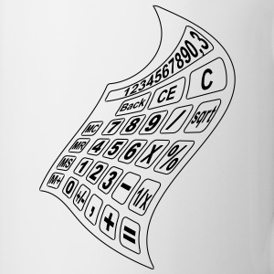 math calculator 3 Bottles & Mugs - Mug