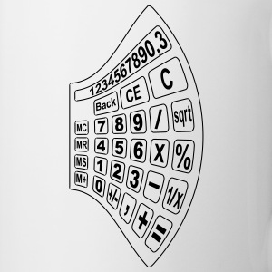 math calculator 2 Bottles & Mugs - Mug