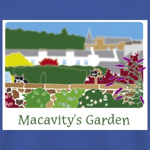 Macavity's Garden - Sweatshirt (royal blue) - Men's Sweatshirt