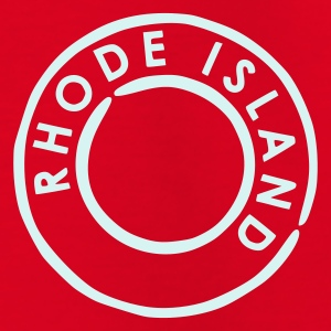 Red Rhode Island Kid's Shirts  - Teenage T-shirt