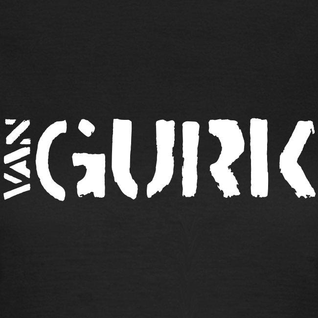 VAN GURK Damen T-Shirt klassisch Logo
