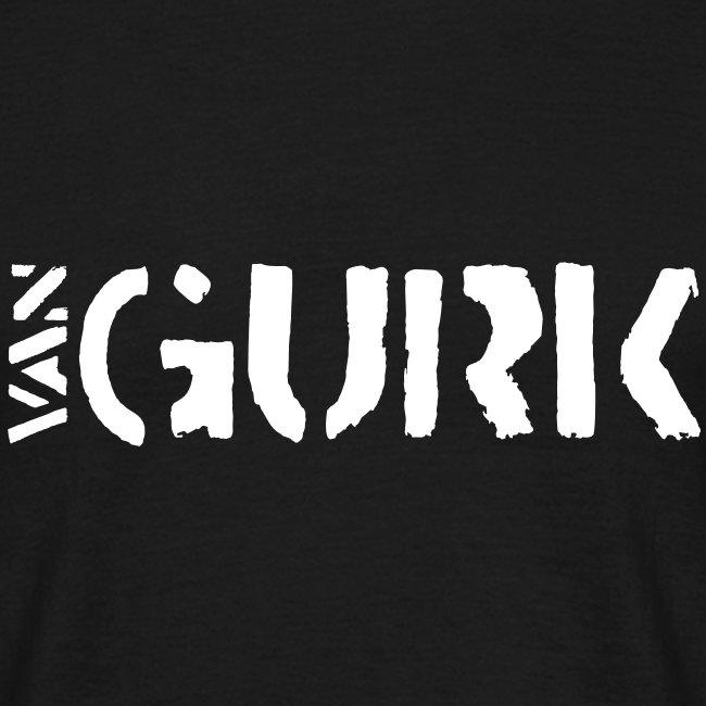 VAN GURK Männer T-shirt Logo