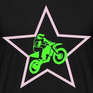 motocross T-shirts - Herre-T-shirt