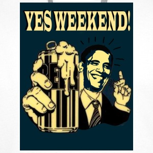 Yes, weekend! - Men's Premium Hoodie