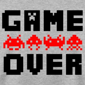 game over Felpe - Felpa da uomo