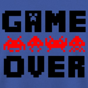 game over Sweatshirts - Herre sweater