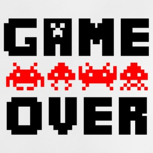 game over Tee shirts - T-shirt Bébé