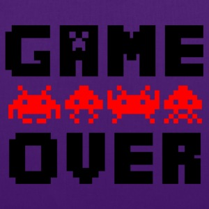 game over Bags  - Tote Bag