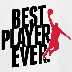 Baketball - Best player ever Tee shirts - T-shirt Ado
