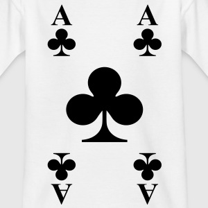 ace of clubs Shirts - Kids' T-Shirt