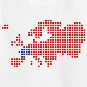 White France Shirts - Kids' T-Shirt