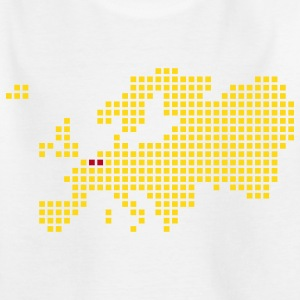 White Belgium Shirts - Kids' T-Shirt