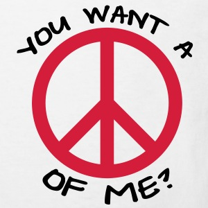 A Peace Of Me? T-Shirts - Kinder Bio-T-Shirt