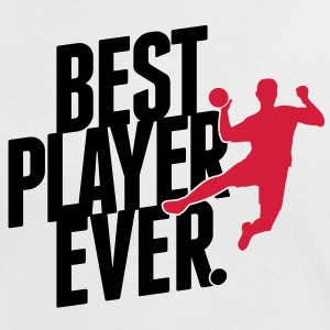 Best player ever- Handball Tee shirts - T-shirt contraste Femme
