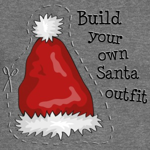 Build your own santa outfit Gensere - Damegenser med båthals fra Bella