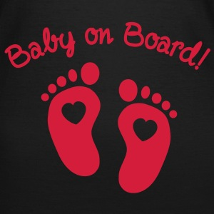 baby on board Tee shirts - T-shirt Femme