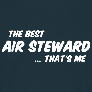 air steward - Men's T-Shirt