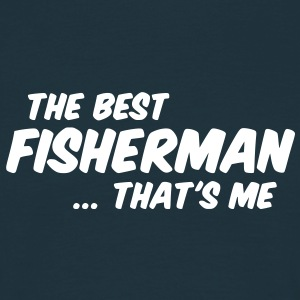 fisherman - Men's T-Shirt