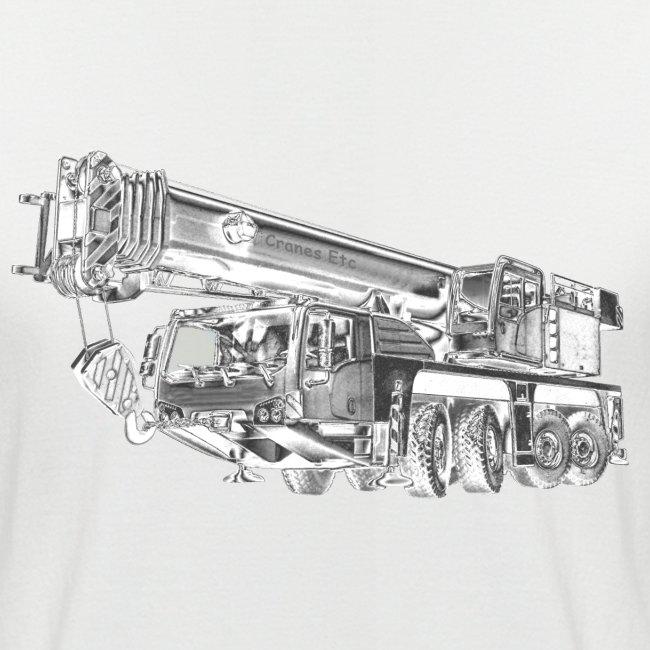 Mobile Crane 4-axle