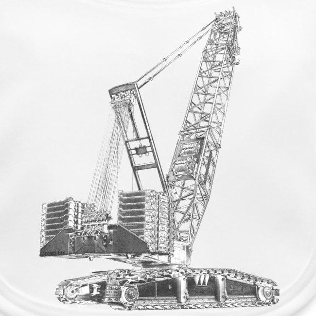 Crawler Crane 750t
