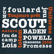 Motif ~ Mots Scouts