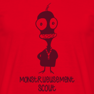 Motif ~ Monstrueusement Scout