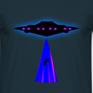 OVNI Abduction - T-shirt Homme