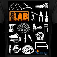 Design ~ 2012 Shirt front man orange