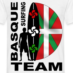 Basque Surfing Team Tee shirts - T-shirt Homme