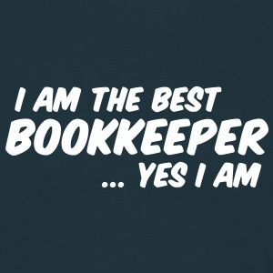 bookkeeper - Men's T-Shirt