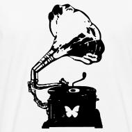 Design ~ Sound Nomaden Grammophone Shirt Men