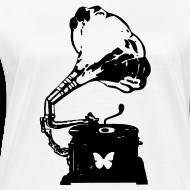 Design ~ Sound Nomaden Grammophone Shirt Women