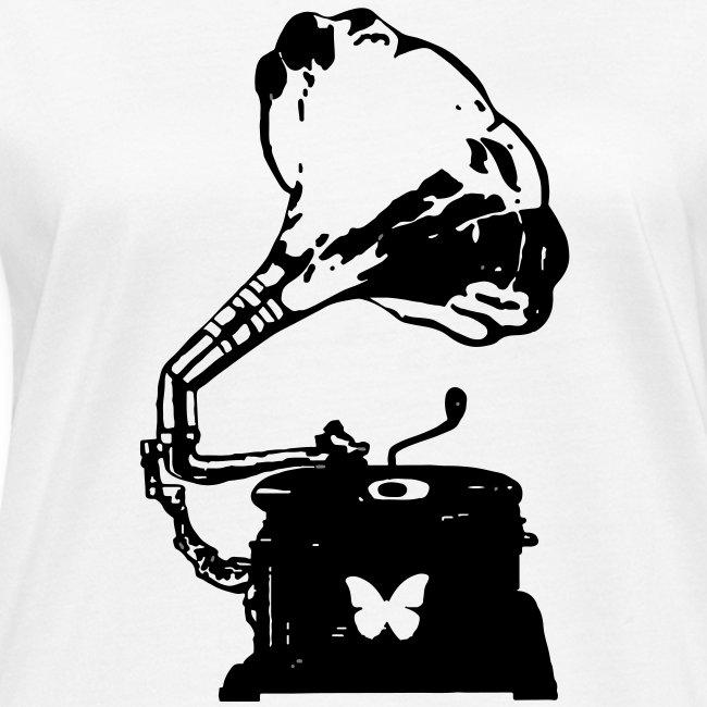 Sound Nomaden Grammophone Shirt Women