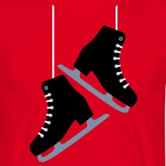 Black Skates / Skating T-Shirts