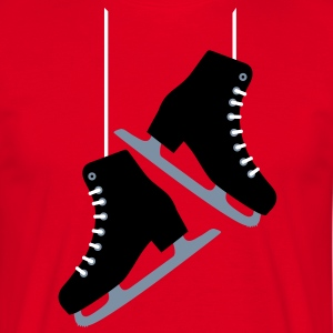 Black Skates / Skating T-Shirts - Men's T-Shirt