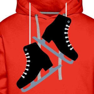 Black Skates / Skating Hoodies & Sweatshirts - Men's Premium Hoodie