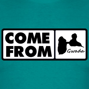 maquette-come-from-gwada.png Tee shirts - T-shirt Homme