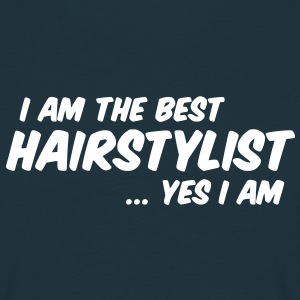 hairstylist - Men's T-Shirt