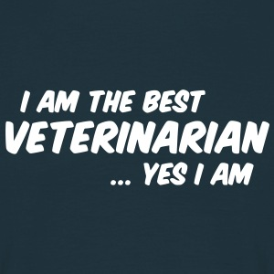 veterinarian - Men's T-Shirt