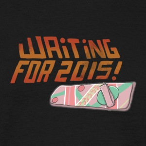 Waiting for 2015! T-Shirts - Männer T-Shirt